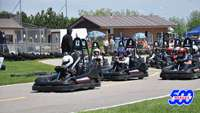 Wasaga 500 Go Karting, Batting Cages, Mini Golf