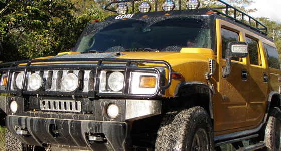 Xtreme Hummer Tours