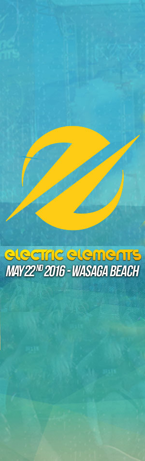 Electric Elements May 22 - Wasaga Beach