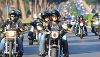 Wasaga Beach Motor Cycle Rally