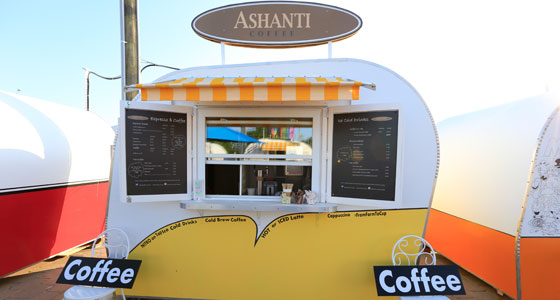 Main Street Market - Ashanti Coffee