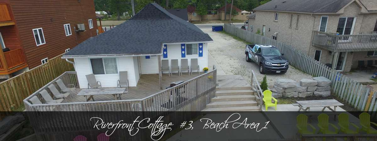 Beach1.com - Riverfront Cottage