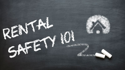 Rental Safety 101